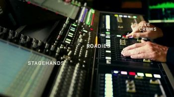 Recording Academy MusiCares TV Spot, 'COVID-19 Relief Fund: Support the People Who Bring Us Music' - Thumbnail 7