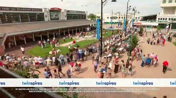 Twin Spires TV Spot, 'Thrill of Winning: $100 Sign Up Bonus'