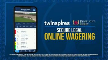 Twin Spires TV Spot, 'Thrill of Winning: $100 Sign Up Bonus' - Thumbnail 3