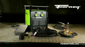 Forney Industries 220 AC/DC TIG Welder TV Spot, 'The Perfect Weld' - Thumbnail 1