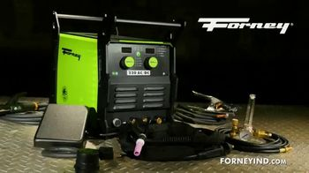 Forney Industries 220 AC/DC TIG Welder TV Spot, 'The Perfect Weld' - Thumbnail 4