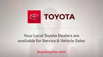Toyota TV Spot, 'Here to Help: Replace Your Vehicle' [T2] - Thumbnail 5