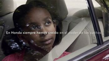 Honda TV Spot, 'El poder de algo más grande' [Spanish] [T1] - Thumbnail 1