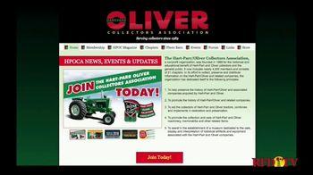 Hart-Parr Oliver Collectors Association TV Spot, 'Restoration and Preservation' - Thumbnail 9