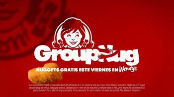 Wendy's Chicken Nuggets TV Spot, 'Un GroupNug' [Spanish] - Thumbnail 10