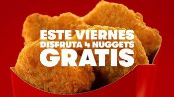 Wendy's Chicken Nuggets TV Spot, 'Un GroupNug' [Spanish] - Thumbnail 3