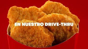 Wendy's Chicken Nuggets TV Spot, 'Un GroupNug' [Spanish] - Thumbnail 4