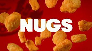 Wendy's Chicken Nuggets TV Spot, 'Un GroupNug' [Spanish] - Thumbnail 8
