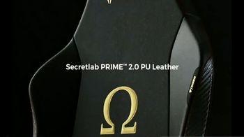 Secretlab 2020 Series TV Spot, 'Gold Standard' Song by Jinco - Thumbnail 1