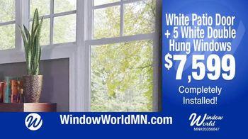 Window World TV Spot, 'White Patio Door and Windows' - Thumbnail 4