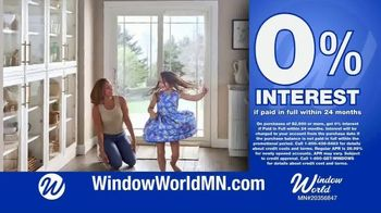 Window World TV Spot, 'White Patio Door and Windows' - Thumbnail 5