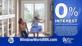 Window World TV Spot, 'White Patio Door and Windows' - Thumbnail 6