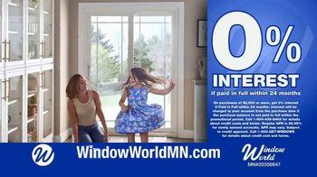 Window World TV Spot, 'White Patio Door and Windows' - Thumbnail 7