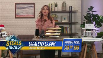 Local Steals & Deals TV Spot, \'Three Amazing Brands\' Featuring Lisa Robertson