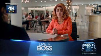 DIRECTV Cinema TV Spot, 'Like a Boss' - Thumbnail 2