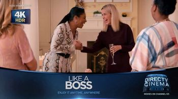 DIRECTV Cinema TV Spot, 'Like a Boss' - Thumbnail 5