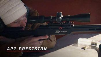Savage Arms B Series Precision Rifles TV Spot, 'Lineup' - Thumbnail 6