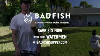 Badfish TV Spot, 'The Best in Saltwater Fishing Tackle. Delivered.' Song by Rossini - Thumbnail 10