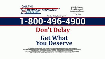 Medicare Coverage Helpline TV Spot, 'Staying Home: New Benefits' Featuring Joe Namath - Thumbnail 9
