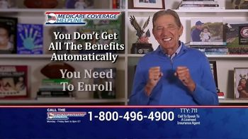 Medicare Coverage Helpline TV Spot, 'Staying Home: New Benefits' Featuring Joe Namath - Thumbnail 5