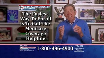 Medicare Coverage Helpline TV Spot, 'Staying Home: New Benefits' Featuring Joe Namath - Thumbnail 6