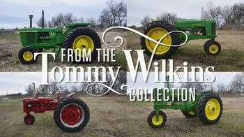 Mecum Gone Farmin' 2020 Spring Classic TV Spot, 'Tommy Wilkins Collection'