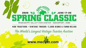 Mecum Gone Farmin' 2020 Spring Classic TV Spot, 'Tommy Wilkins Collection' - Thumbnail 3
