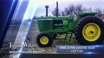 Mecum Gone Farmin' 2020 Spring Classic TV Spot, 'Tommy Wilkins Collection' - Thumbnail 4