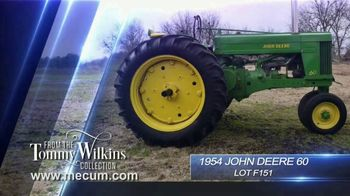 Mecum Gone Farmin' 2020 Spring Classic TV Spot, 'Tommy Wilkins Collection' - Thumbnail 5