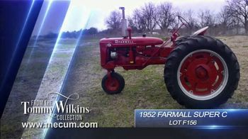 Mecum Gone Farmin' 2020 Spring Classic TV Spot, 'Tommy Wilkins Collection' - Thumbnail 6