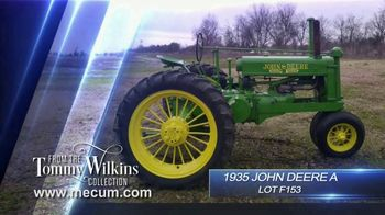 Mecum Gone Farmin' 2020 Spring Classic TV Spot, 'Tommy Wilkins Collection' - Thumbnail 7