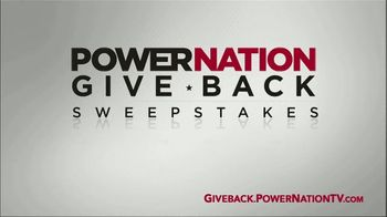 PowerNation Give Back Sweepstakes TV TV Spot, 'Helping Out' - Thumbnail 3