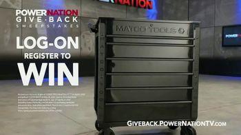 PowerNation Give Back Sweepstakes TV TV Spot, 'Helping Out'