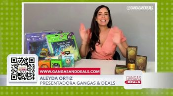 Gangas & Deals TV Spot, 'My Audio Pet y Moroccan Gold Series' con Aleyda Ortiz [Spanish] - Thumbnail 1