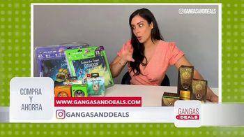 Gangas & Deals TV Spot, 'My Audio Pet y Moroccan Gold Series' con Aleyda Ortiz [Spanish] - Thumbnail 2