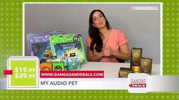 Gangas & Deals TV Spot, 'My Audio Pet y Moroccan Gold Series' con Aleyda Ortiz [Spanish] - Thumbnail 4