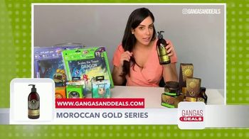 Gangas & Deals TV Spot, 'My Audio Pet y Moroccan Gold Series' con Aleyda Ortiz [Spanish] - Thumbnail 5