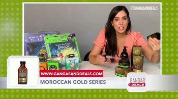 Gangas & Deals TV Spot, 'My Audio Pet y Moroccan Gold Series' con Aleyda Ortiz [Spanish] - Thumbnail 6