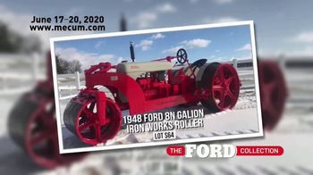 Mecum Gone Farmin' 2020 Spring Classic TV Spot, 'The Ford Collection' - Thumbnail 6