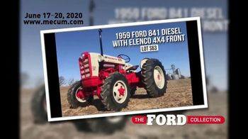 Mecum Gone Farmin' 2020 Spring Classic TV Spot, 'The Ford Collection' - Thumbnail 4