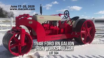 Mecum Gone Farmin' 2020 Spring Classic TV Spot, 'The Ford Collection' - Thumbnail 5