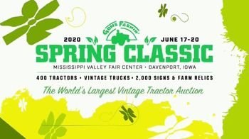 Mecum Gone Farmin' 2020 Spring Classic TV Spot, 'North Dakota Collection' - Thumbnail 7
