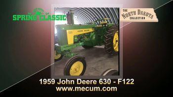 Mecum Gone Farmin' 2020 Spring Classic TV Spot, 'North Dakota Collection' - Thumbnail 5