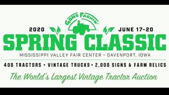 Mecum Gone Farmin' 2020 Spring Classic TV Spot, 'Vintage Trucks' - Thumbnail 7