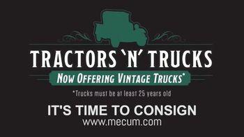 Mecum Gone Farmin' 2020 Spring Classic TV Spot, 'Vintage Trucks' - Thumbnail 5