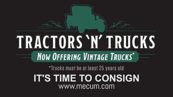 Mecum Gone Farmin' 2020 Spring Classic TV Spot, 'Vintage Trucks' - Thumbnail 6
