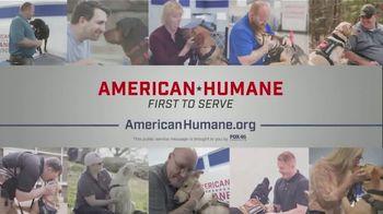 American Humane TV Spot, 'Pups for Patriots' Featuring Kristin Chenoweth - Thumbnail 6
