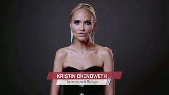 American Humane TV Spot, 'Pups for Patriots' Featuring Kristin Chenoweth