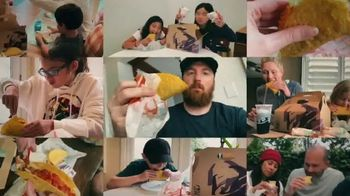 Taco Bell Cravings Pack TV Spot, 'For Your Crew' - Thumbnail 3
