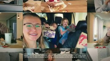 Taco Bell Cravings Pack TV Spot, 'For Your Crew' - Thumbnail 6